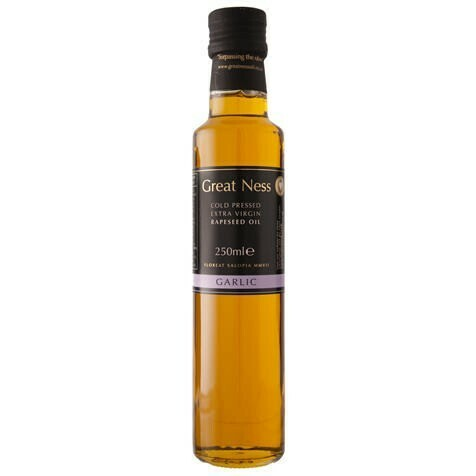 Garlic Flavour Rapeseed Oil - 250ml