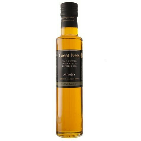 Rosemary Flavour Rapeseed Oil - 250ml