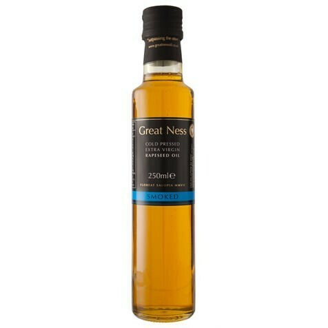 Smoked Flavour Rapeseed Oil - 250ml