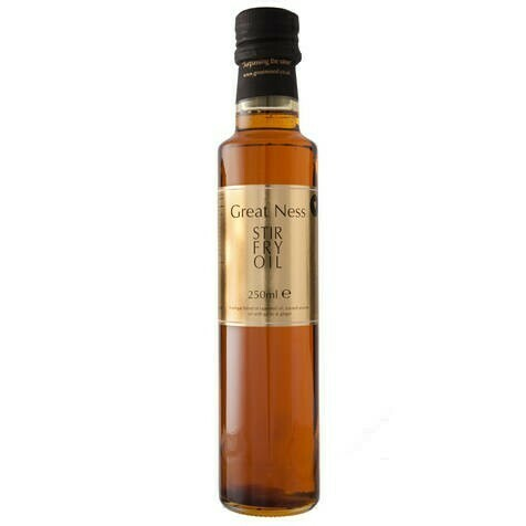 Stir Fry Flavour Rapeseed Oil - 250ml